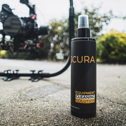 Obscura Equipment Cleaning Solution - Product - 1 Bottle