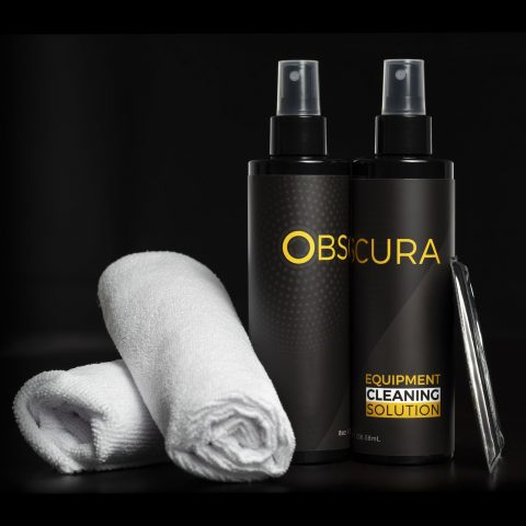 Obscura Equipment Cleaning Solution Kit