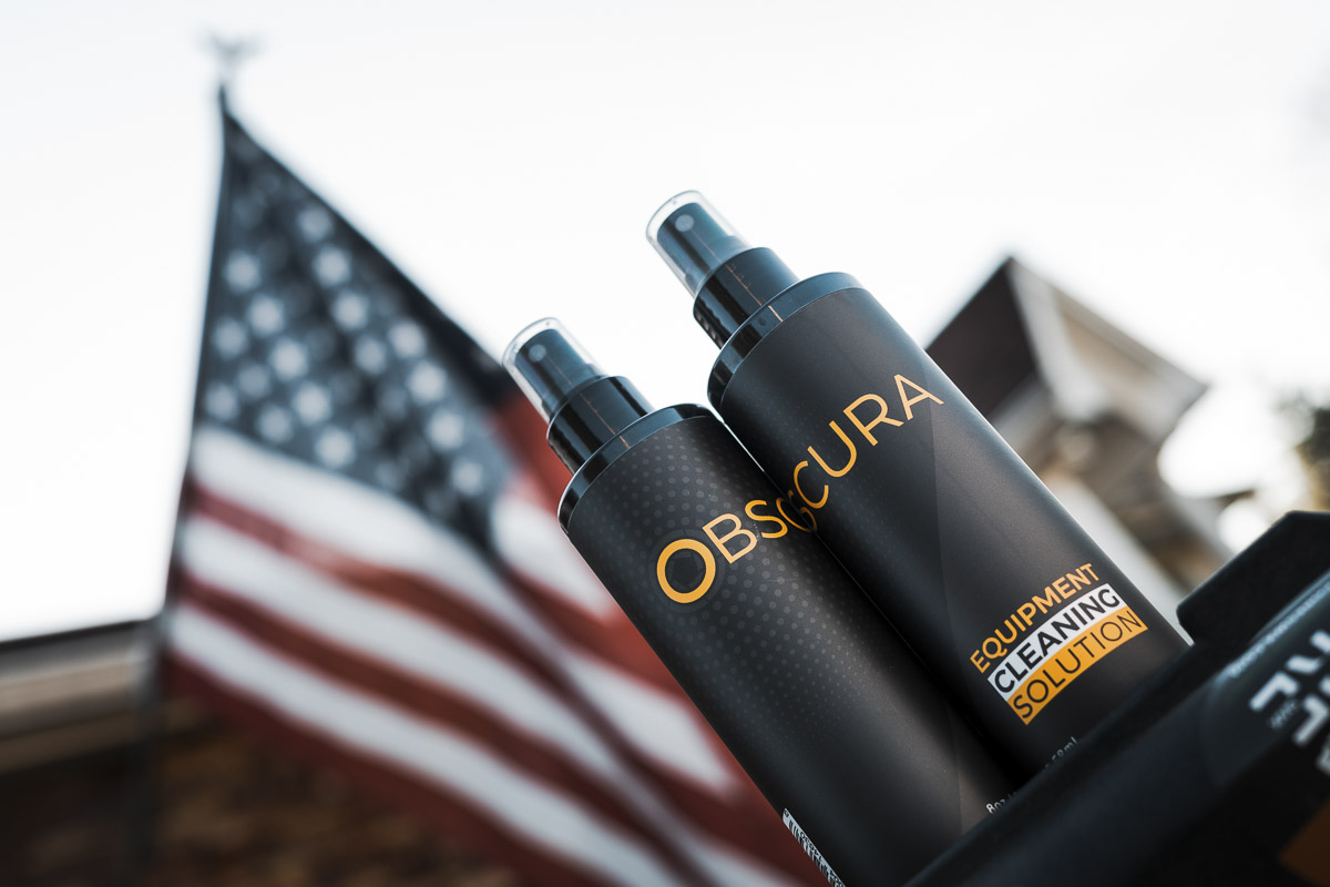 Obscura SF Equipment Cleaning Solution, New York, New York