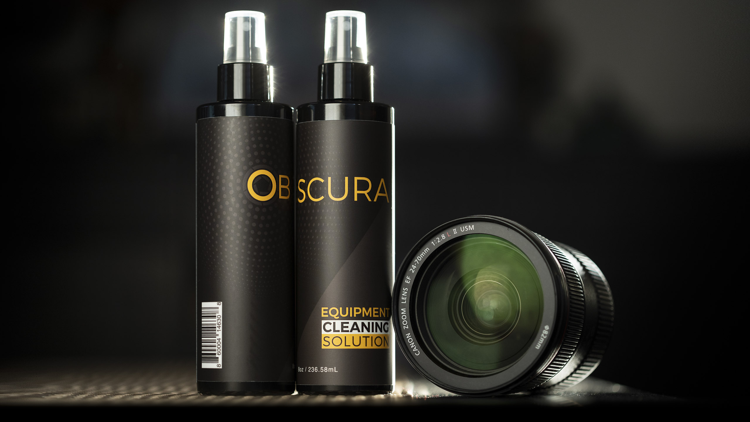 Obscura SF Equipment Cleaning Solution